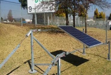 A+SunSystems: new ground installation in Johannesburg, Sud Africa